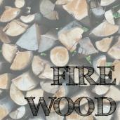 firewood block